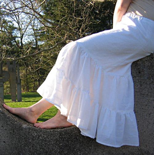 выкройка длинной юбки, Схемы вязаных сумок
